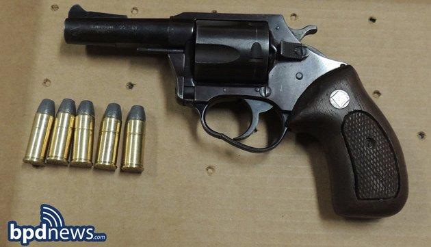 Gun seized from Kearse