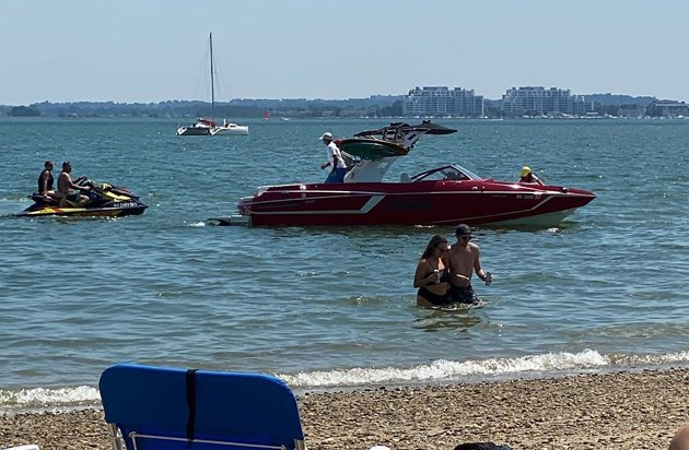 Boats, Jet Skis at M Street