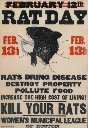 Rat Day poster