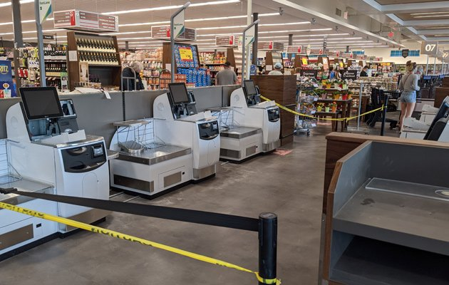 Self-serve checkout coming to Roche Bros. in West Roxbury