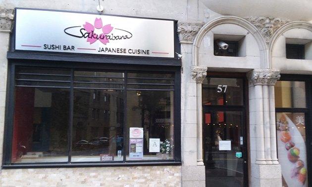 Sakurabana now closed