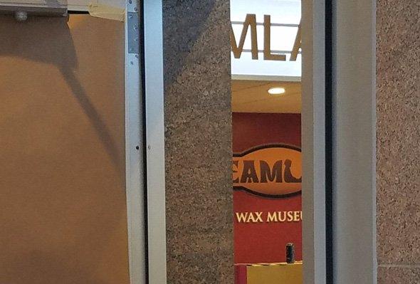 Wax museum coming