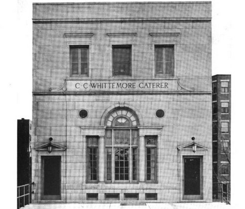 C. C. Whittemore Caterer at 1270 Boylston St.