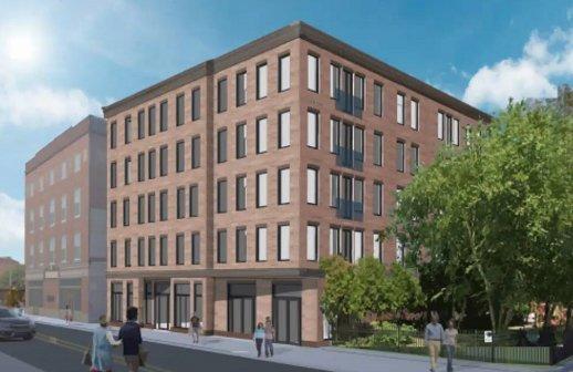 190 Dudley St. rendering