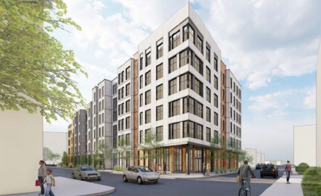 Proposed 90 Braintree in Allston