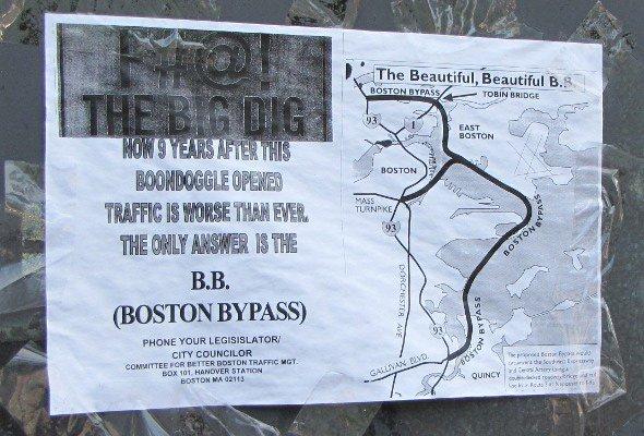 Bay Bypass map