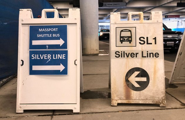 Which way to the Silver Line