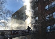 20 Washington St fire