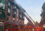 22 Beacon St. fire scene