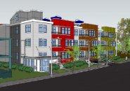 50 Stedman St. rendering
