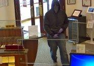 Arlington bank robber