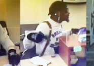 Wanted for South End bank robbery