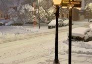 Snow in Charlestown