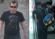 Wanted for larceny at Oak Grove Orange Line station