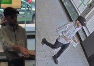 Copley Square bank-robbery suspect