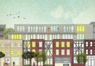 Proposed 111 Terrace St. development