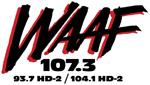 WAAF logo