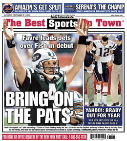 NY Post: Yahoo, Brady out for year