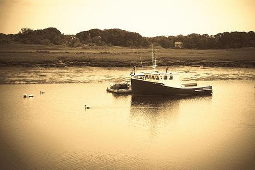 Quincy boat