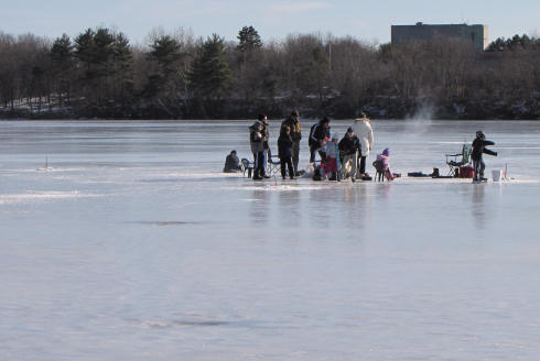 Ice walkers