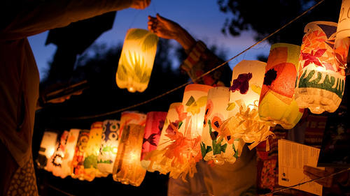 Lanterns ho!