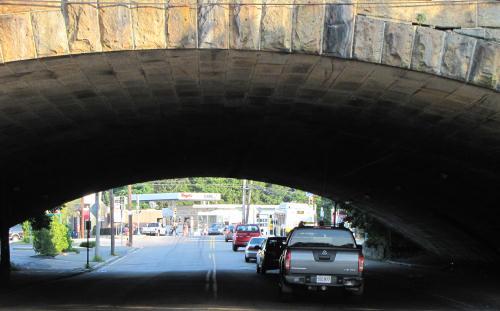 Readville tunnel