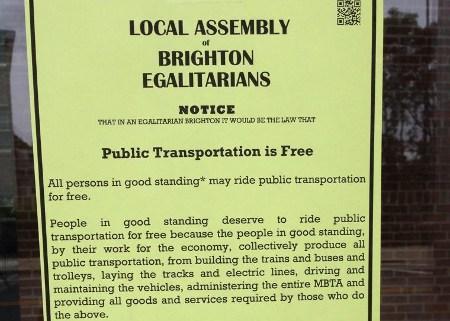 Free the MBTA