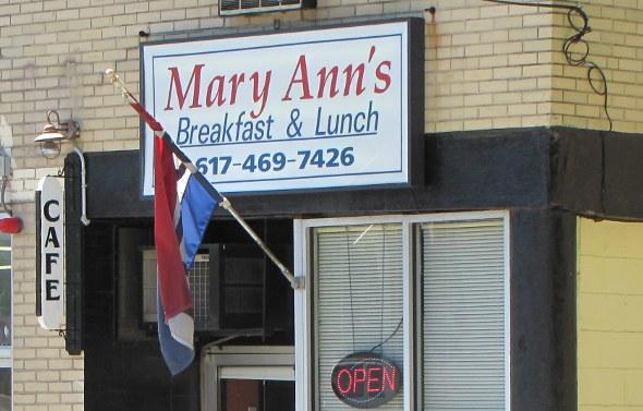 Mary Ann's