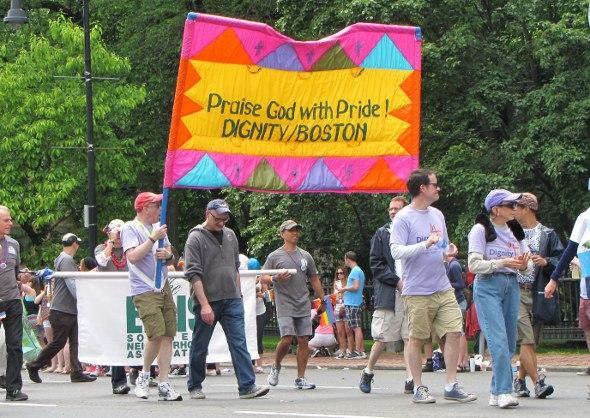 Pride dignity
