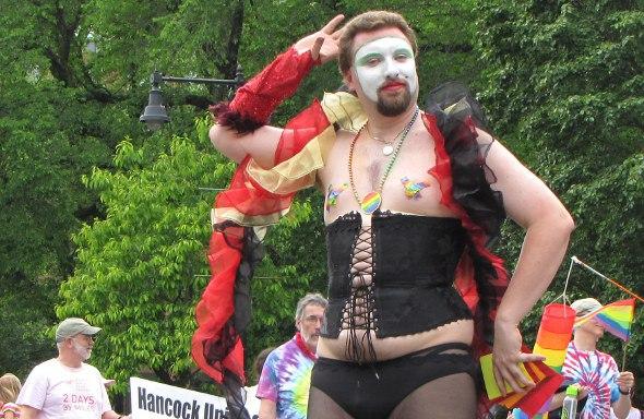 Pride Frank N. Furter