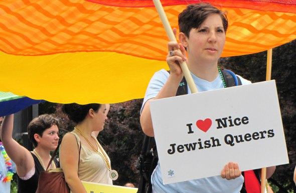 Pride Jewish queers