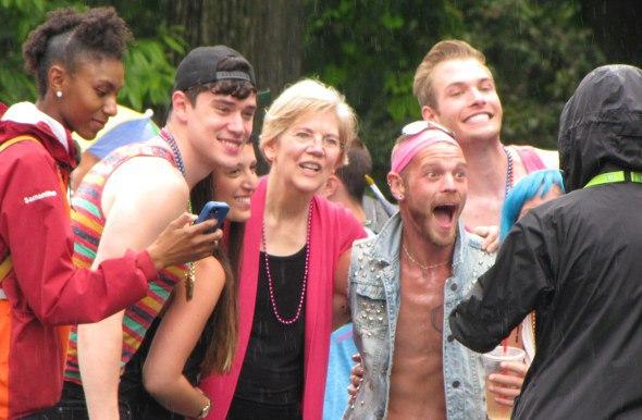 Pride Elizabeth Warren