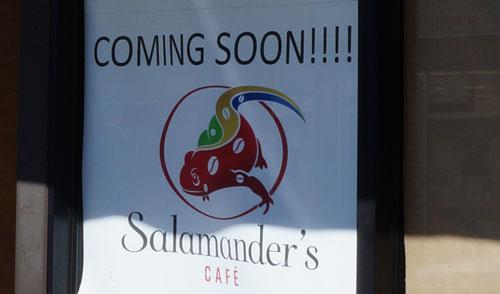 Salamander's Cafe