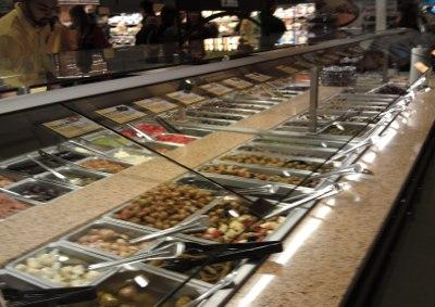 Wegmans prepared foods out the wazoo universal hub for Wegmans fish fry