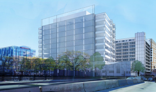 Proposed 321 Harrison Ave.