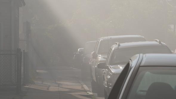 Grantley smoke