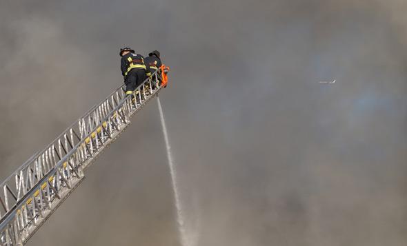 Grantley fire