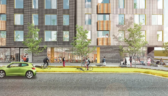 466 River St. proposal