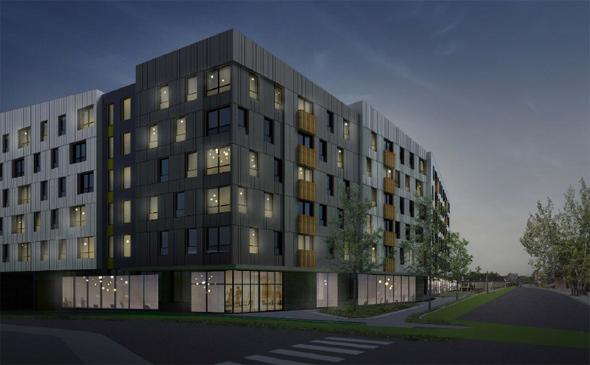 466 River St. proposal