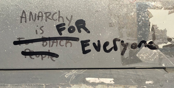 Anarchy for everyone