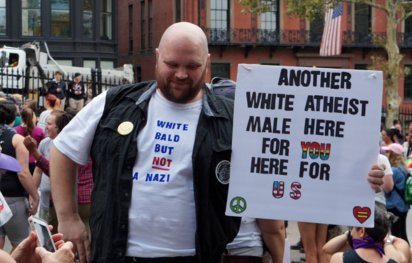 Not a Nazi
