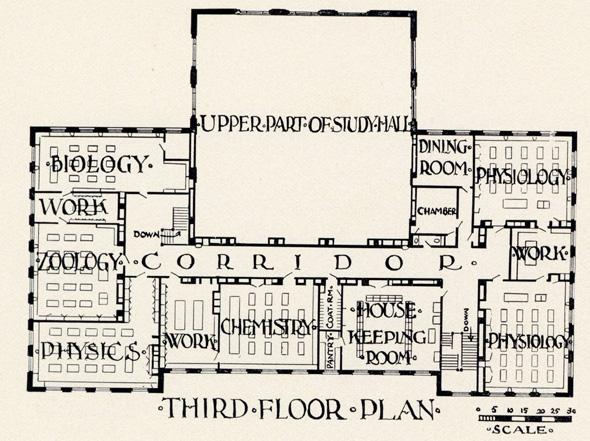 Some old floor plans | Universal Hub