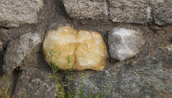 Quabbin: Stone