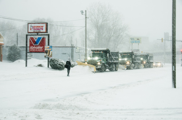 Plows in Quincy