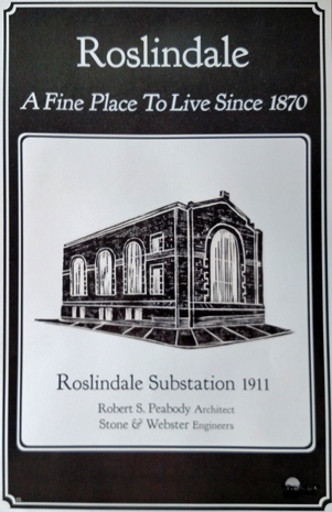 Roslindale substation