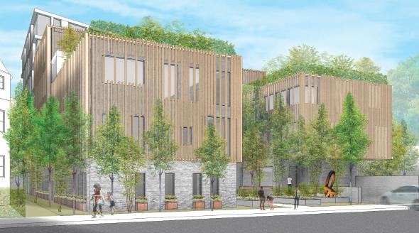 44 North Beacon proposal