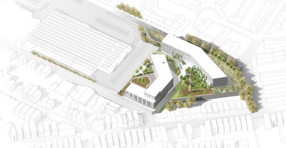 Addison Street proposal