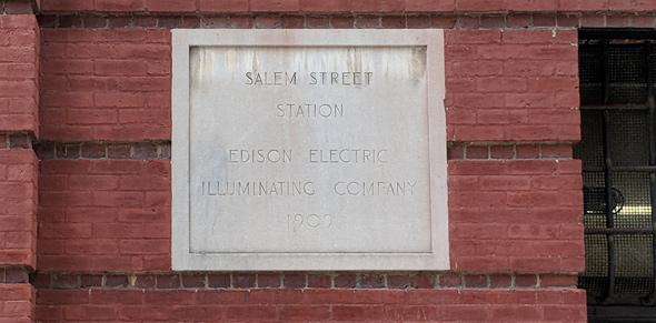 Salem Street plant