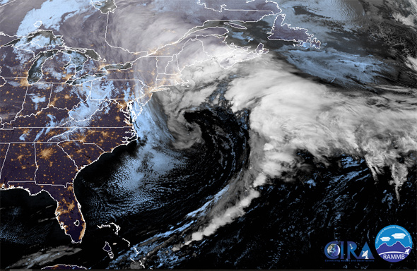 Third nor'easter to hit Boston in March