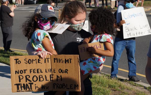 Sign: It's our problem
